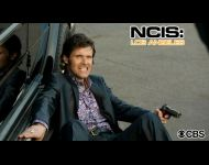 Stephen as Brunson on NCIS LOS ANGELES